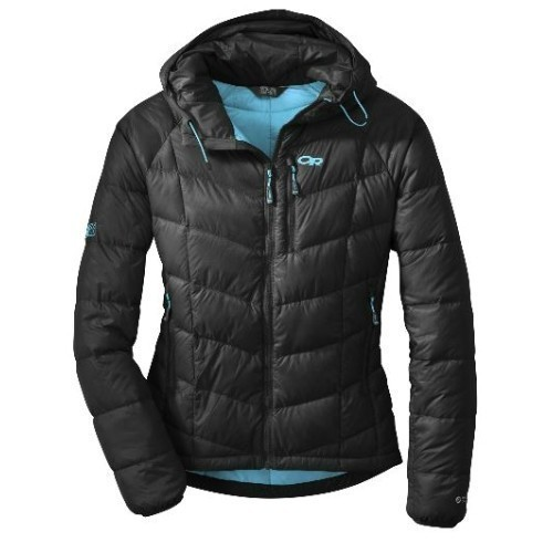 Women's Sonata Hooded Jacket Thumbnail