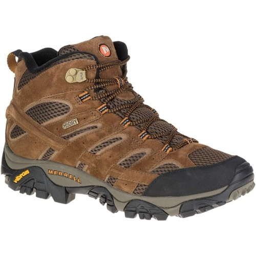 Wide Moab 2 Mid Waterproof Hiker Thumbnail