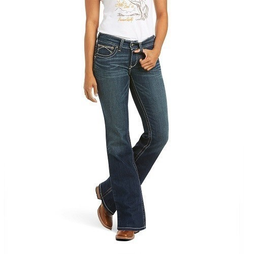 Women's R.E.A.L Boot Cut Whipstitch Thumbnail