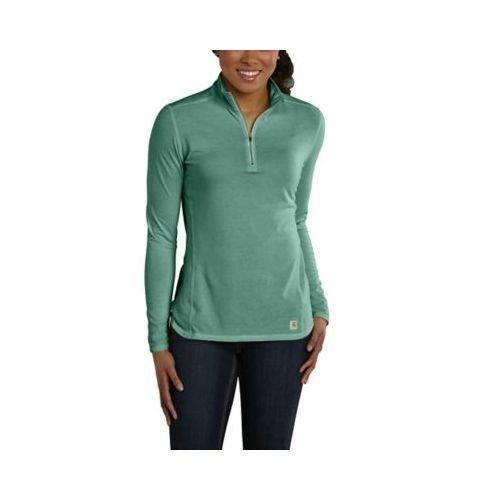 Women's Force Quarter Zip LS Thumbnail