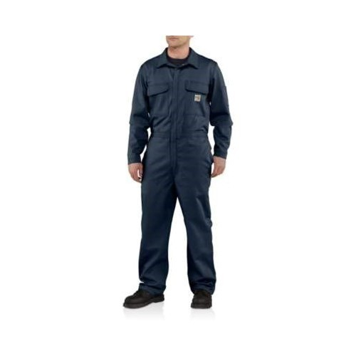 Flame-Resistant Traditional Twill Coverall Thumbnail