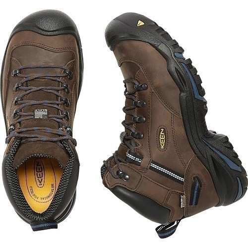 Braddock Mid Waterproof Steel-toe Boot Thumbnail