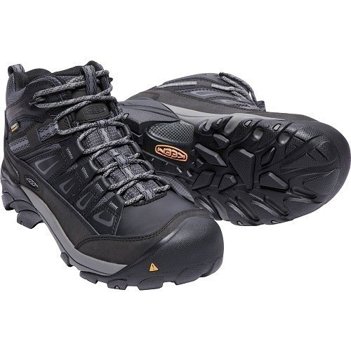 Boulder Mid Waterproof Steel-toe Boot Thumbnail