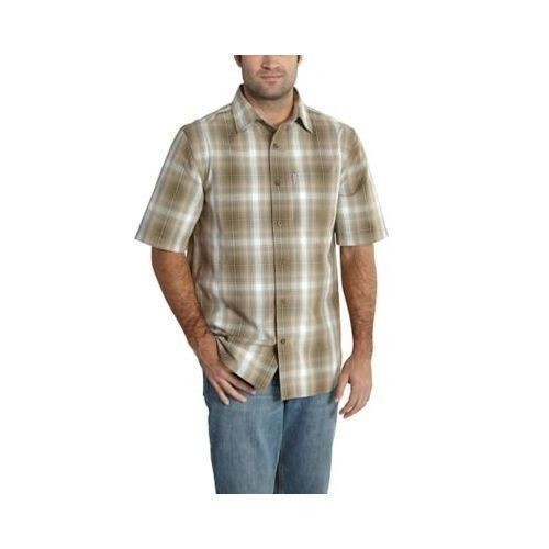 3X-4X Essential Plaid SS Shirt Thumbnail