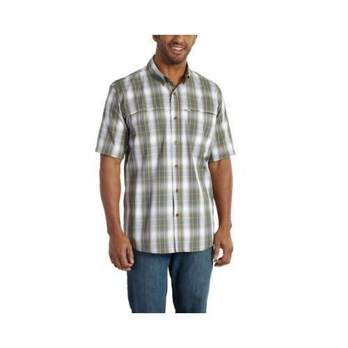 3X-4X Force Mandan Plaid SS Shirt Thumbnail
