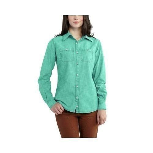 Women's Milam Chambray LS Shirt Thumbnail