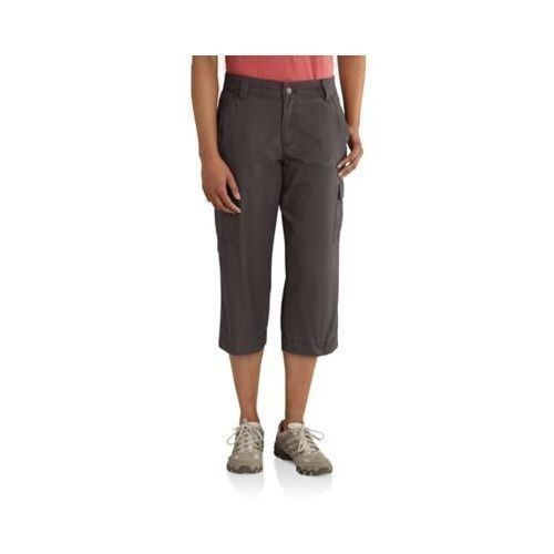 Women's Relaxed Fit El Paso Cropped Pant Thumbnail