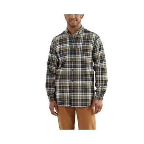 3-4X Trumball Plaid Long Sleeve Shirt Thumbnail
