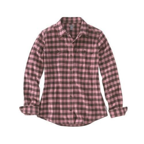 Women's Hamilton Long-Sleeve Plaid Shirt Thumbnail