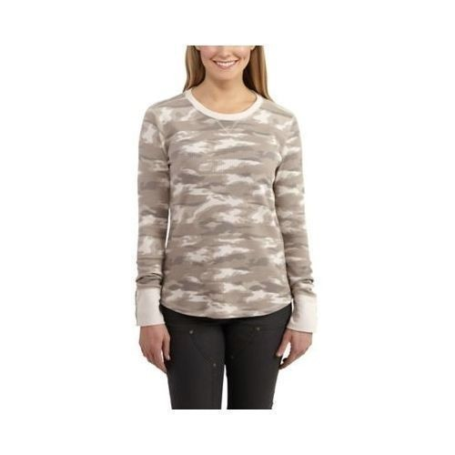 Women's Printed Meadow LS Tee Thumbnail