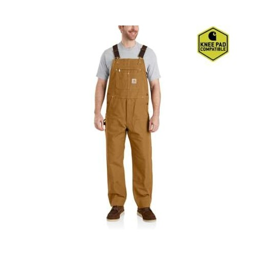 Unlined Duck Bib Overall Thumbnail