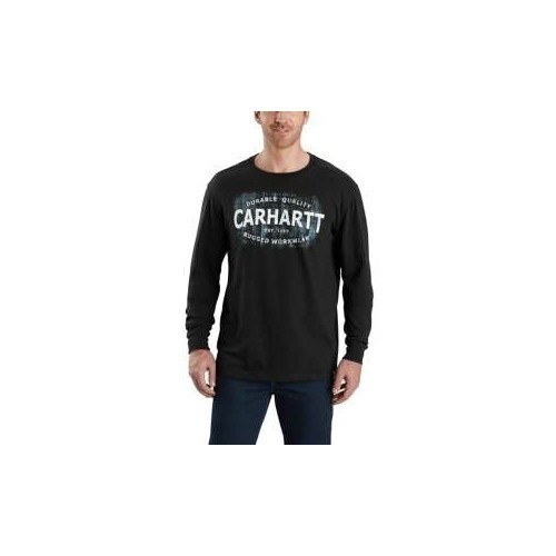 43f0d3c8e76a Maddock Rugged Workwear Graphic LS T-shirt Thumbnail. Carhartt