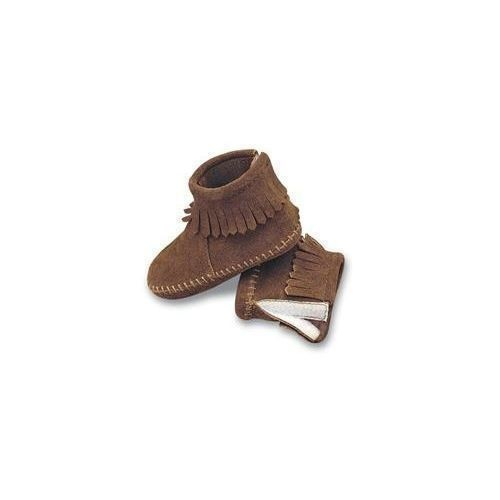 Infant Bootie with Velcro Thumbnail