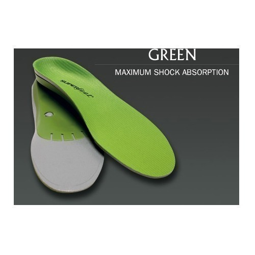 Active Synergizer Insole-Green Thumbnail