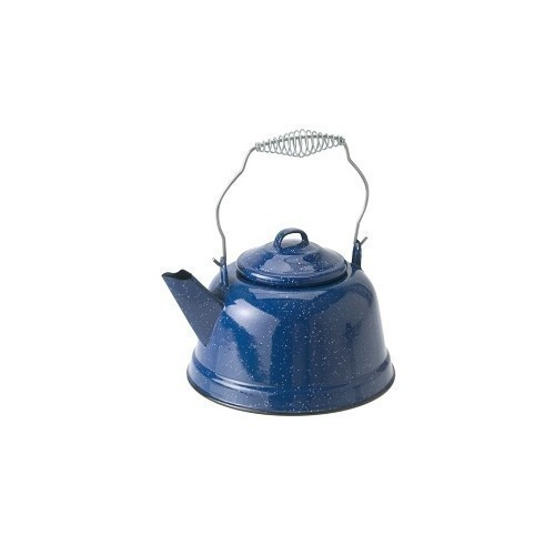 Tea Kettle- Blue Thumbnail