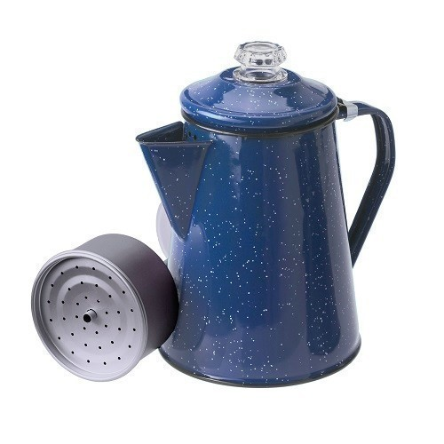 Percolator 12 Cup- Blue Thumbnail