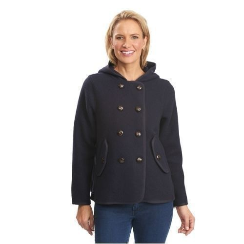 Women's Century Wool Peacoat Thumbnail