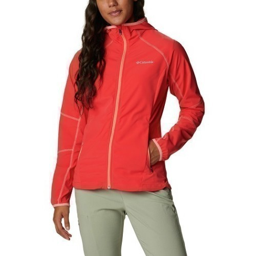 Women's Sweet As Softshell Jacket Thumbnail