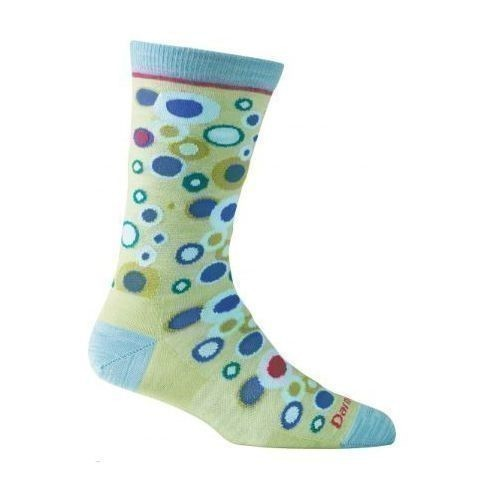 Women's Bubbles Crew Light Socks Thumbnail