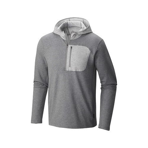Cragger Pullover T-Zip Hoody Thumbnail