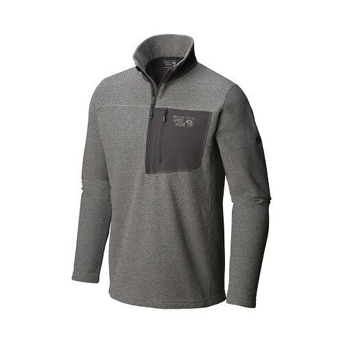Toasty Twill Fleece 1/2 Zip Thumbnail