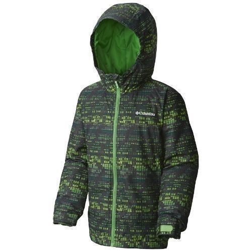 Boy's Wrecktangle Insulated Hooded Jacket Thumbnail