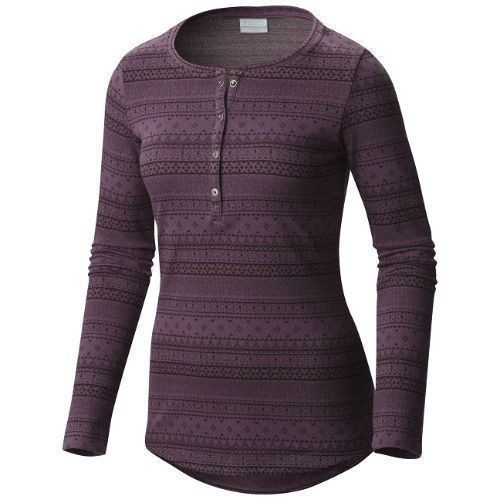 Women's Aspen Lodge Henley Thumbnail