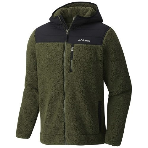 Mountain Side Hvyw Fleece Hood Thumbnail