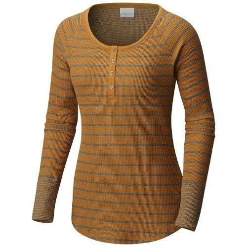 Women's Along the Gorge Henley Thumbnail