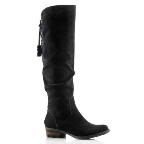 Women's Farah Tall Suede Waterproof Boot Thumbnail
