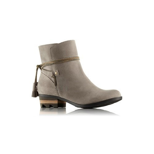 Women's Farah Short Suede Waterproof Boot Thumbnail