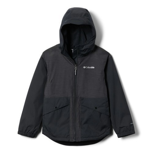 Girl's Rainy Trails Fleece Lind Jacket Thumbnail