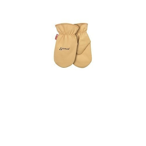 Child Axeman Lined Suede Mitt Thumbnail