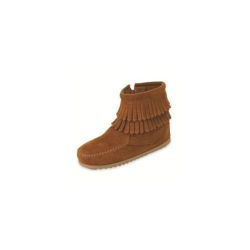 Youth Double Fringe Side Zip Boot Thumbnail