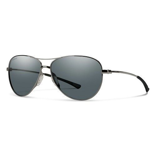 Langley Dark Ruthenium Polarized Sunglasses Thumbnail