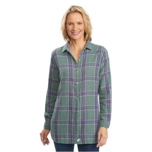 Women's Caldera Double Cloth Tunic Shirt Thumbnail