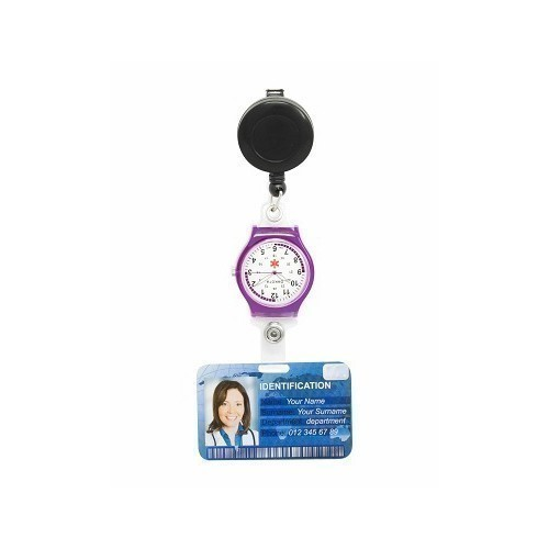 Badge Reel Retreat Nurse Watch Thumbnail