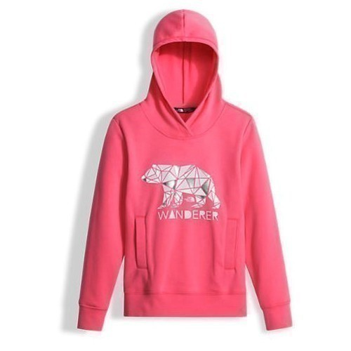 Girl's Logo Pullover Hoodie Thumbnail