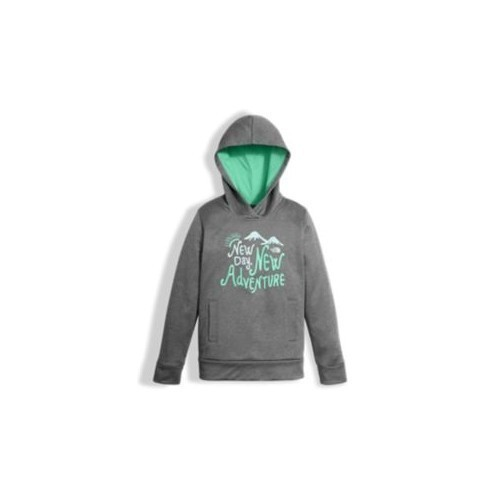 Girl's Surgent Pullover Hoodie Thumbnail