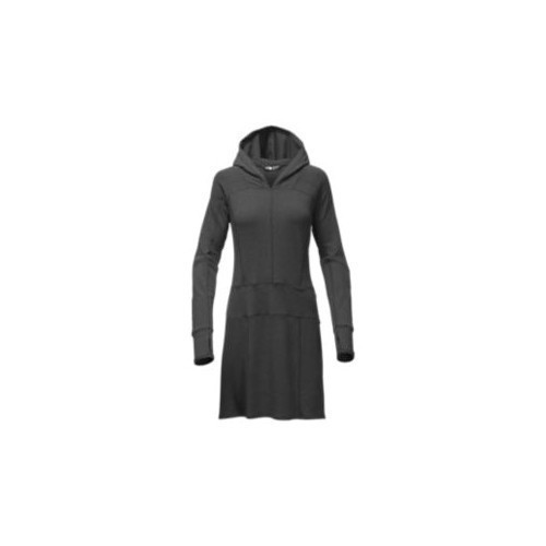 Women's Long-Sleeve TNF Terry Dress Thumbnail