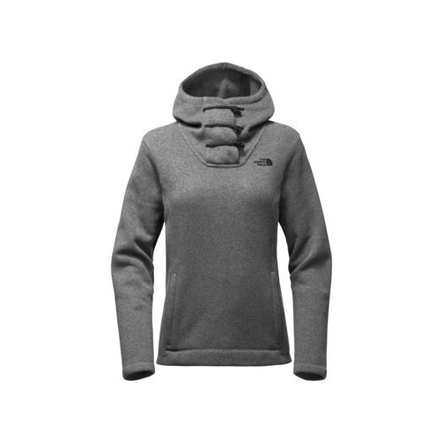 Women's Crescent Hooded Pullover Thumbnail