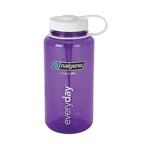 Tritan Wide Mouth Purple Qt Bottle Thumbnail
