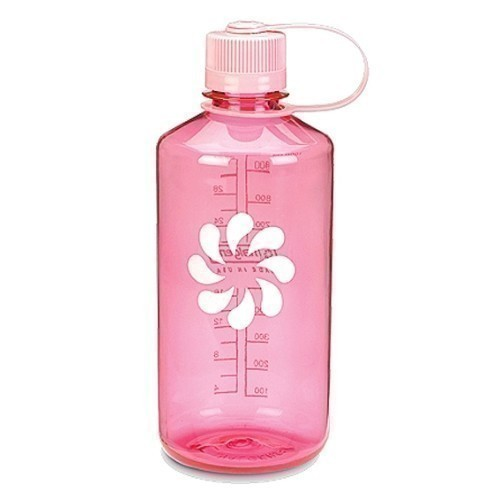 Tritan Narrow Mouth Pink Qt Bottle Thumbnail