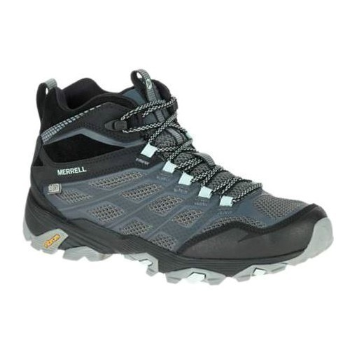 Women's Moab FST Mid Waterproof Hiker Boot Thumbnail