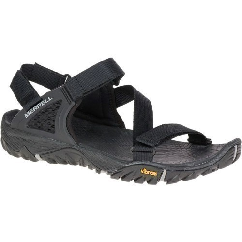 All Out Blaze Web Sandal Blk Thumbnail