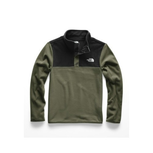 Boy's Glacier 1/4 Snap Fleece Jacket Thumbnail