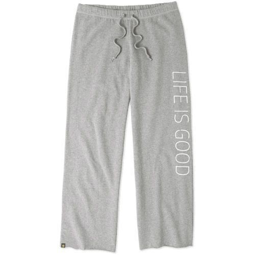 Women's Raw Edge Varsity Sweatpants Thumbnail