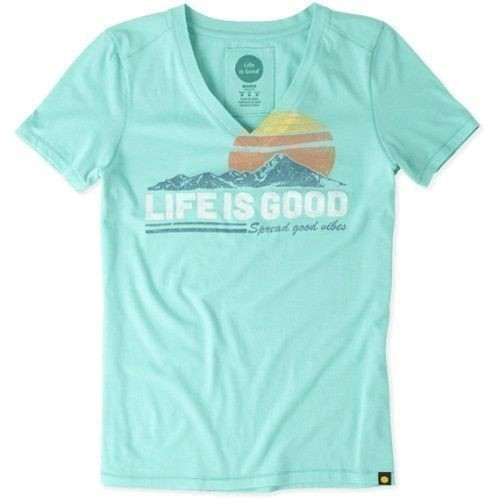 Women's LIG Vibes Sun and Mountain Cool Vee Thumbnail
