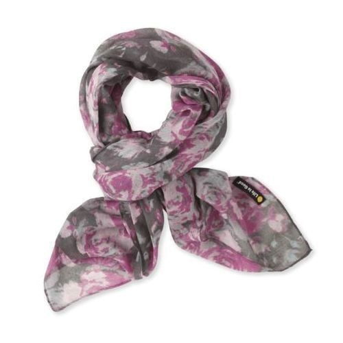 Women's Square Scarf Floral Thumbnail