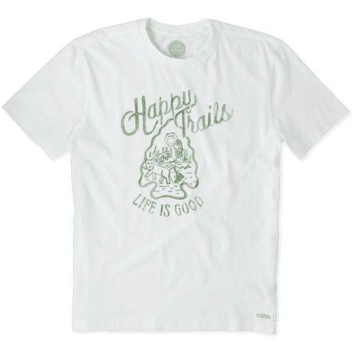 Watercolor Happy Trails Arrow Crusher Tee Thumbnail